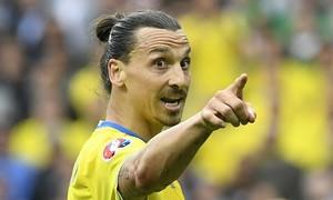 Ibrahimovic trở lại tuyển Thụy Điển