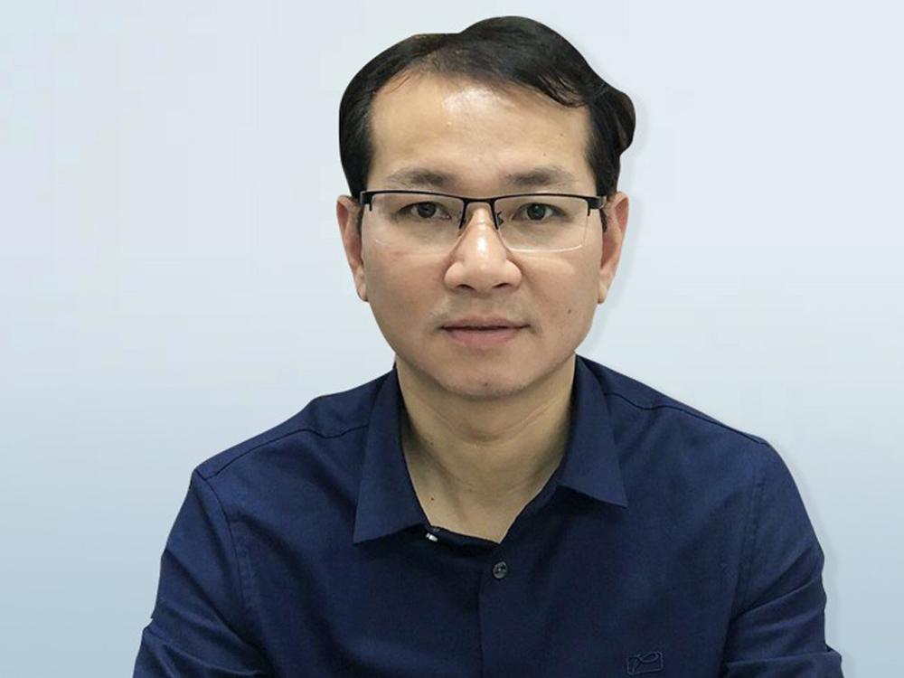 Ông Nguyễn Anh Dũng, Phó vụ trưởng Vụ Kế hoạch Đầu tư (Bộ Giao thông Vận tải). Ảnh: Anh Duy.