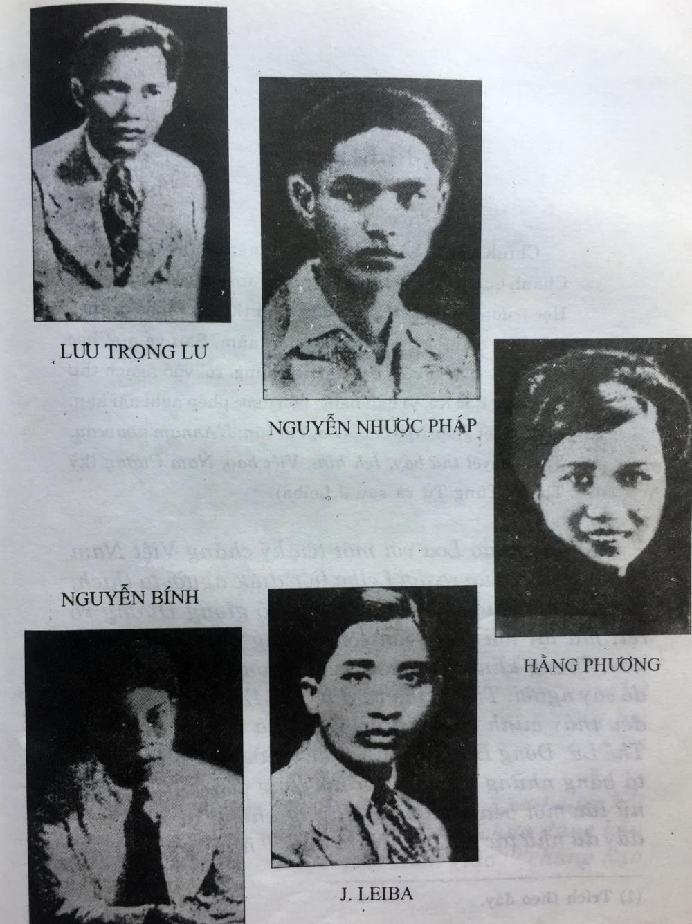 Một số nhà thơ trong phong trào Thơ mới trong sách Thi nhân Việt Nam, NXB Văn học, 2006.
