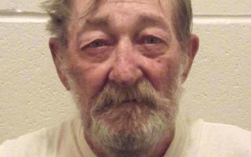 Tom Egley bị bắt ở tuổi 76. Ảnh: Carbon County Sheriff's Office.
