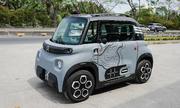 Citroen Ami - ôtô điện không điều hòa về Việt Nam