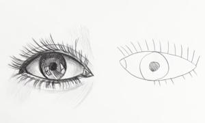 Mẹo vẽ chi tiết giống thật hơn