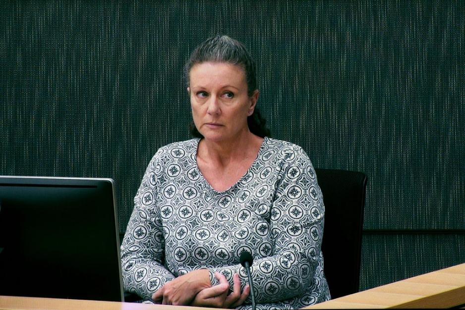 Kathleen Folbigg xuất hiện tại tòa năm 2019. Ảnh: Shutterstock.
