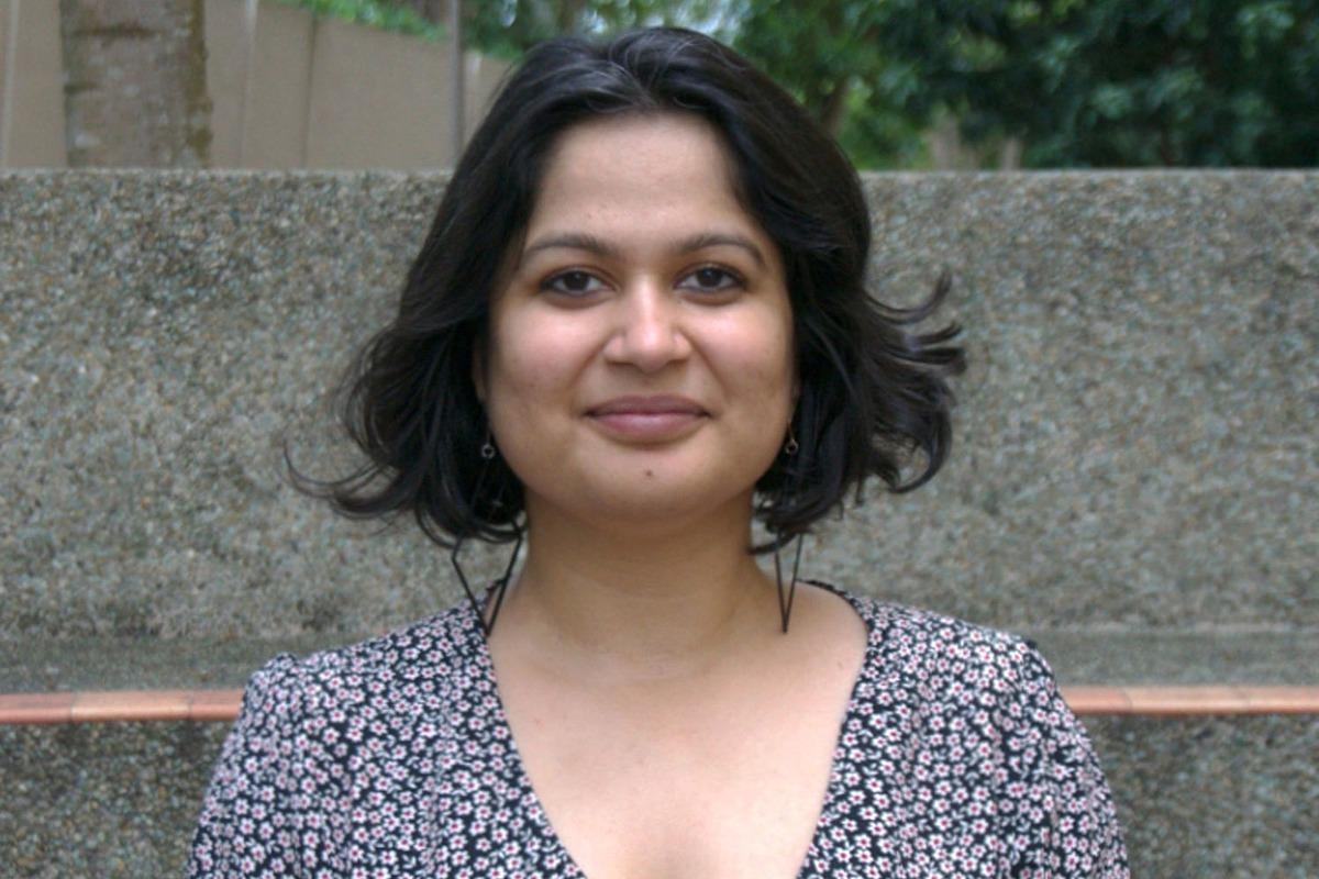 Shailey Hingorani, trưởng bộ phận nghiên cứu và vận động tại Hiệp hội Phụ nữ Singapore về Hành động và Nghiên cứu. Ảnh: Straits Times