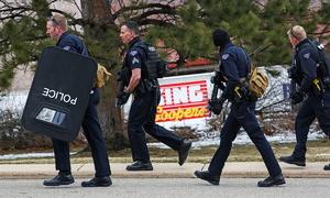 Xả súng ở Mỹ, 10 người chết