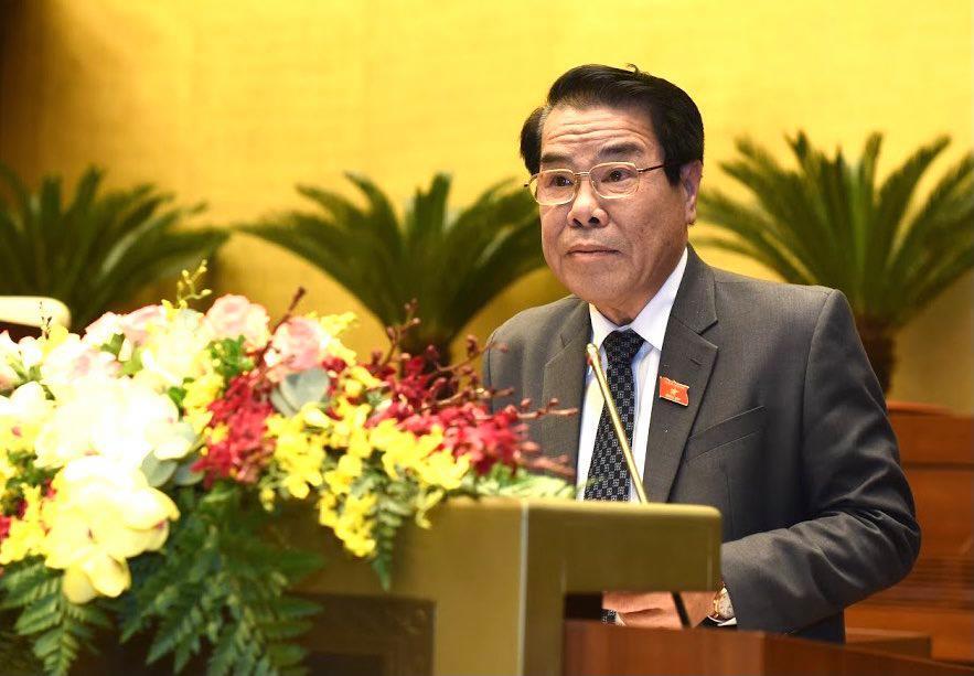 Ông Dương Thanh Bình, trưởng ban Dân nguyện thuộc Ủy ban Thường vụ Quốc hội. Ảnh: Giang Huy