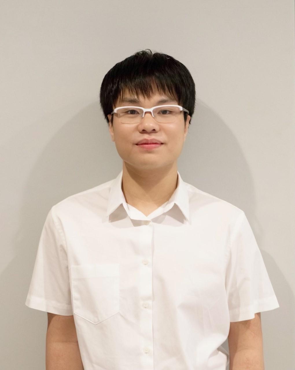 Nguyễn Xuân Bách, sinh viên Đại học Nagoya, Nhật Bản. Ảnh: Nhân vật cung cấp