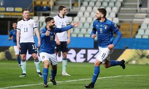 Italy nối dài mạch bất bại lên 21 trận