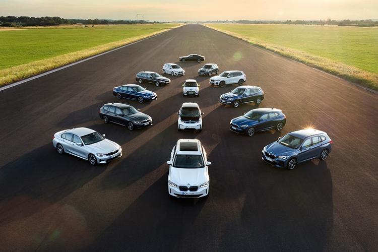 Các mẫu xe BMW nhận giải thưởng quốc tế lớn trong năm 2020.