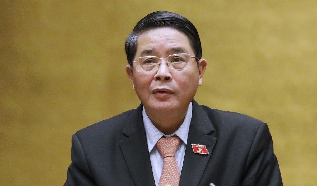 Phó chủ tịch Quốc hội Nguyễn Đức Hải. Ảnh: Giang Huy