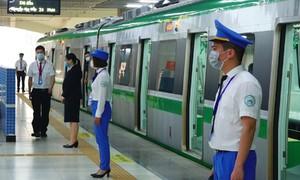 Bàn giao đường sắt Cát Linh - Hà Đông để vận hành