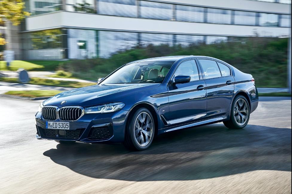 BMW 5 series phiên bản mới sắp ra mắt tại Việt Nam.