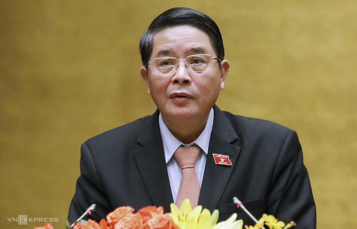 Ông Nguyễn Đức Hải. Ảnh: Giang Huy