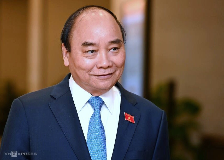 Thủ tướng Nguyễn Xuân Phúc. Ảnh: Giang Huy