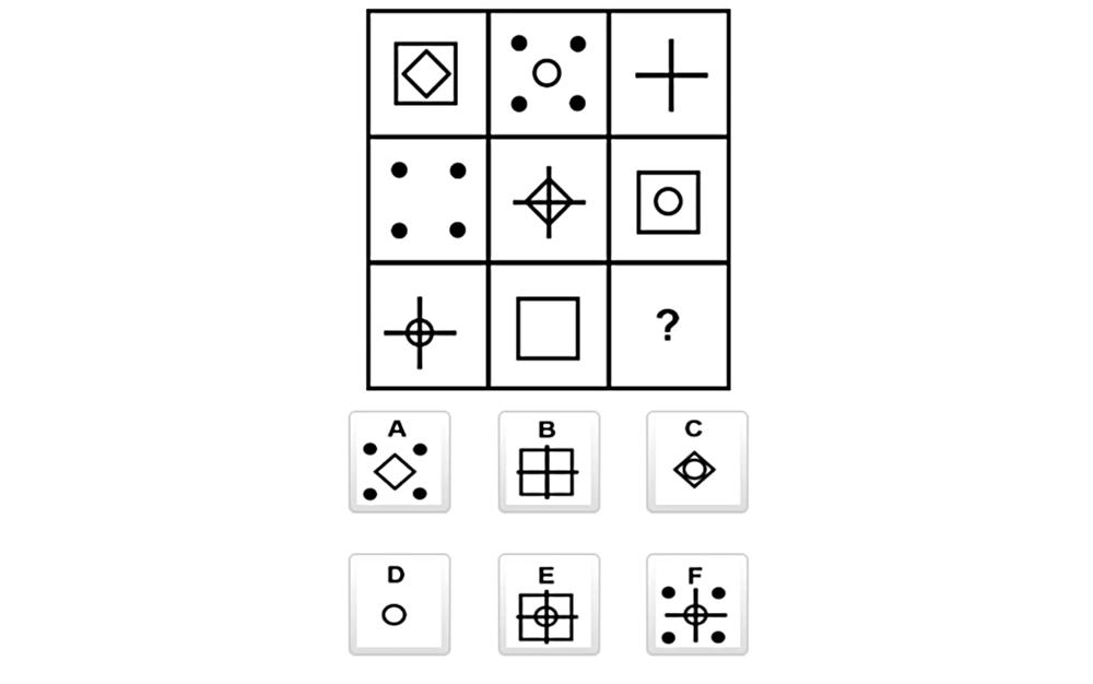 Bốn câu đố tư duy hình học - 4