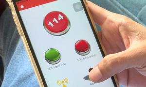 Ứng dụng báo cháy trên điện thoại cho người dân