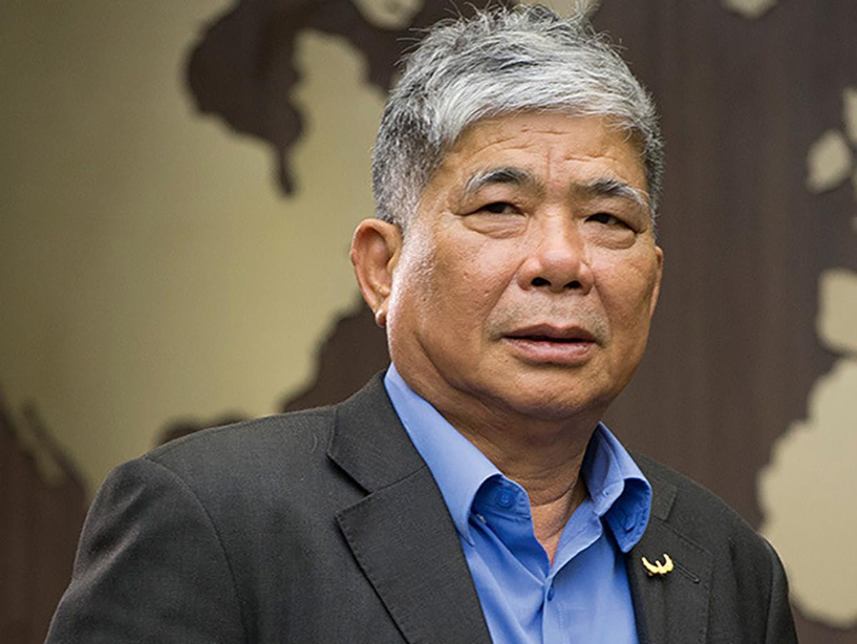 Ông Lê Thanh Thản. Ảnh: Forbes Viet Nam.