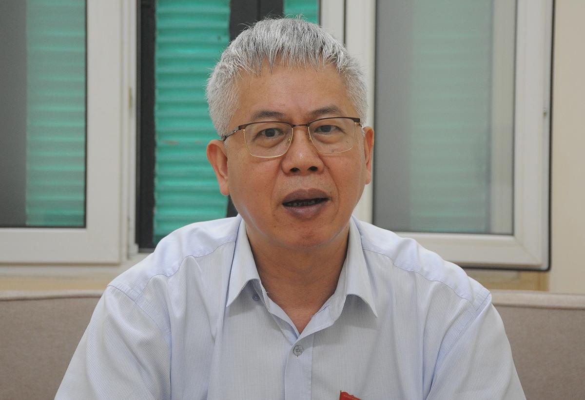 Ông Nguyễn Đức Kiên, Tổ trưởng Tổ tư vấn kinh tế của Thủ tướng. Ảnh: VT