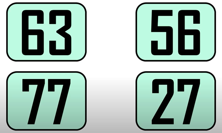 Năm câu đố thử tài tính nhanh - 8