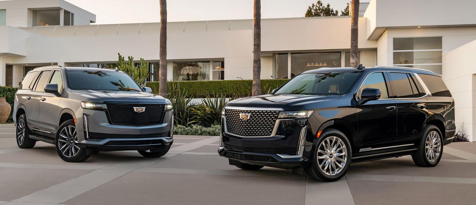 Mẫu Cadillac trong diện triệu hồi. Ảnh: General Motors