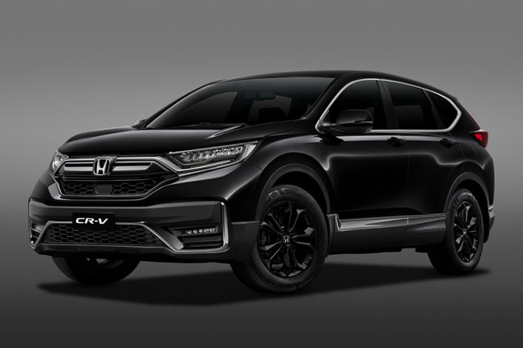 Honda CR-V phiên bản LSE mới.