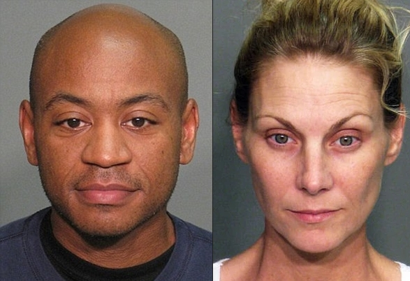 Grant Hayes (trái) và Amanda Hayes. Ảnh: Raleigh Police.