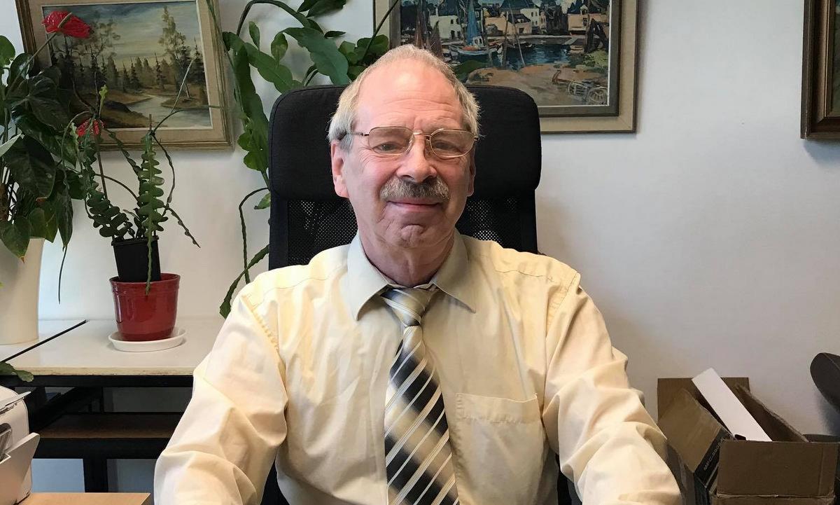 Chuyên gia kinh tế Daniel Muller. Ảnh: Thanh Bình.
