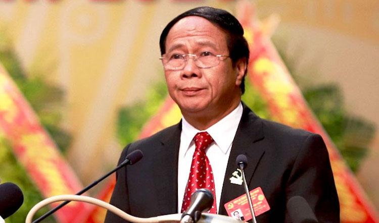 Bí thư Hải Phòng Lê Văn Thành được Thủ tướng trình Quốc hội phê chuẩn bổ nhiệm Phó thủ tướng. Ảnh: PV