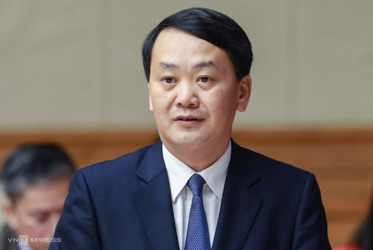 Ông Hầu A Lềnh, Bộ trưởng, Chủ nhiệm Ủy ban Dân tộc. Ảnh: Giang Huy