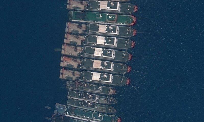 Nguy cơ Trung Quốc chiếm thêm ở Biển Đông