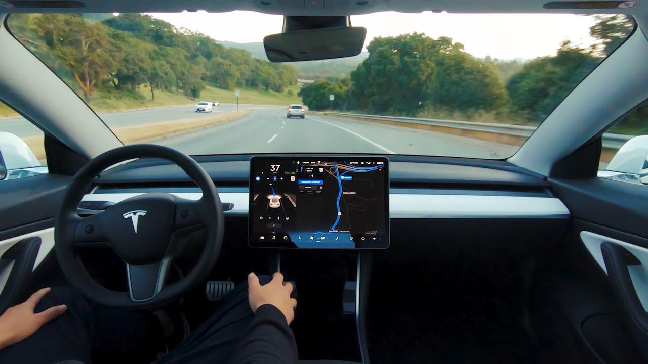 Lái xe điện ít khi phải dùng tới phanh. Ảnh: Skynet Today