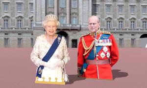 Các thành viên hoàng gia Anh