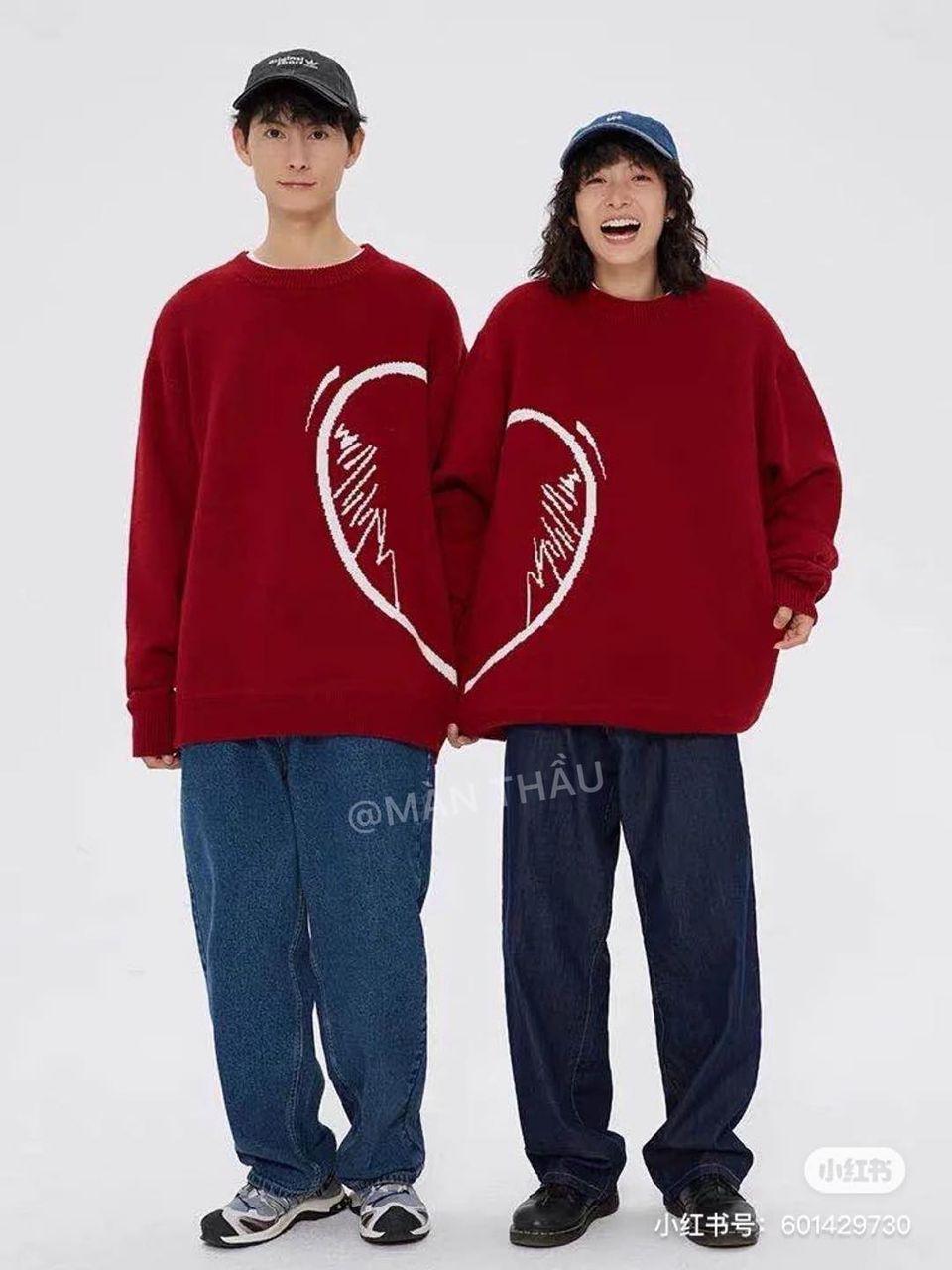 Cái kết đắng lòng khi mặc đồ đôi với người yêu - 2