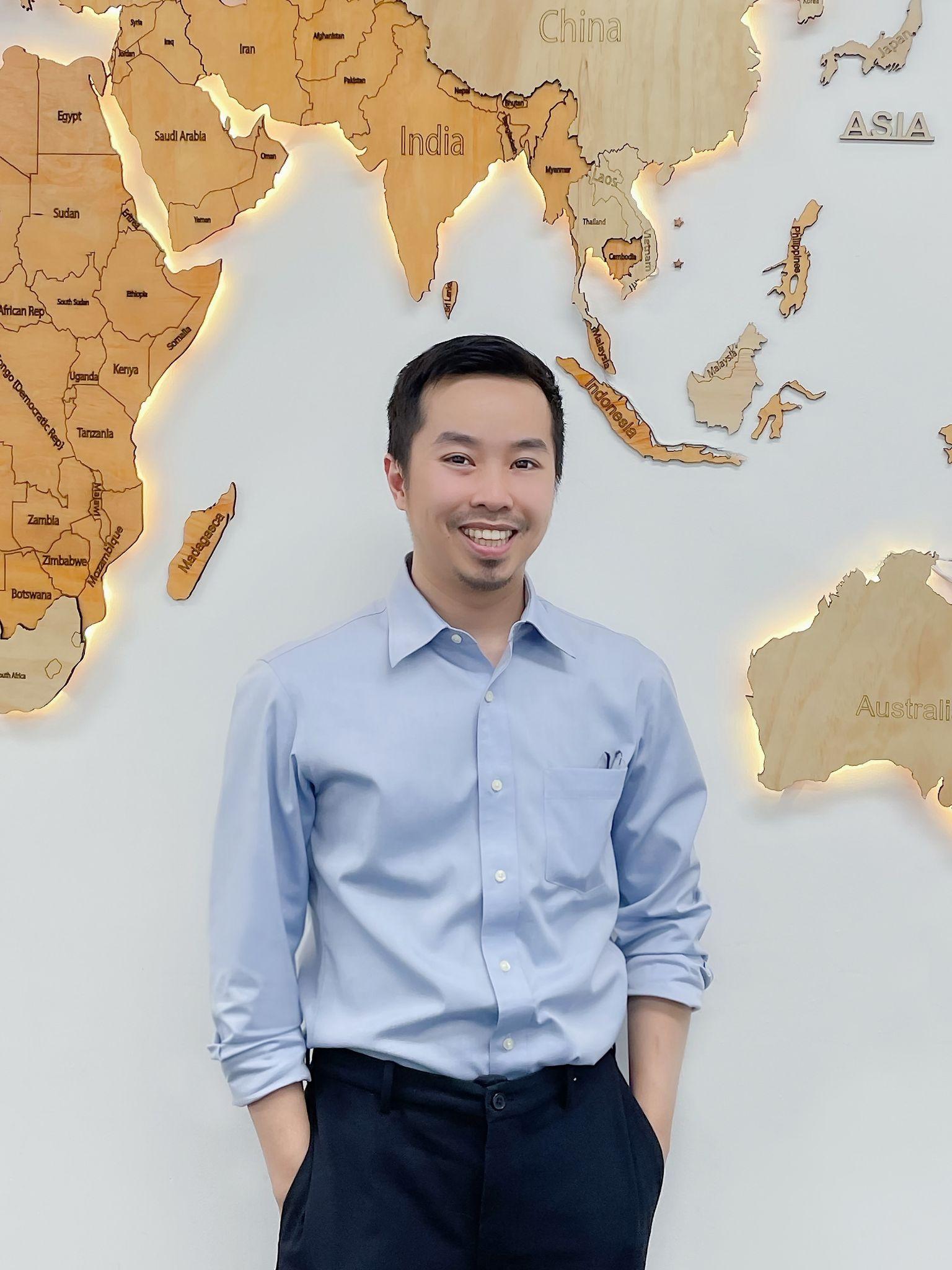 Anh Trí Phạm - CEO KardiaChain nhận định tiềm năng lĩnh vực blockchain tại Việt Nam là rất lớn.