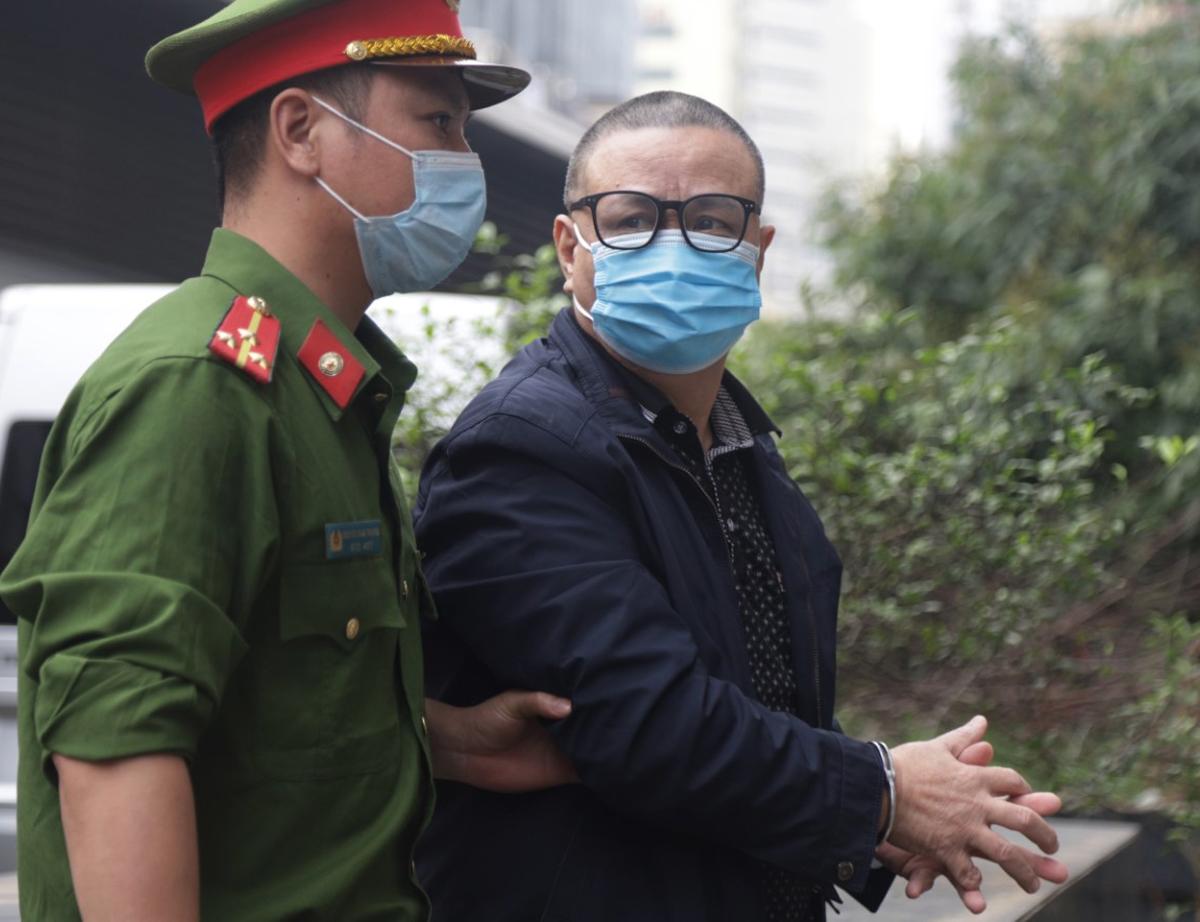Ông Đặng Thúc Kháng, cựu Ủy viên Hội đồng quản trị, kiêm Trưởng Ban kiểm soát VNS. Ảnh: Phạm Dự