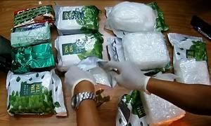 Gần 40 kg ma túy giấu trong nhà kho ở Sài Gòn