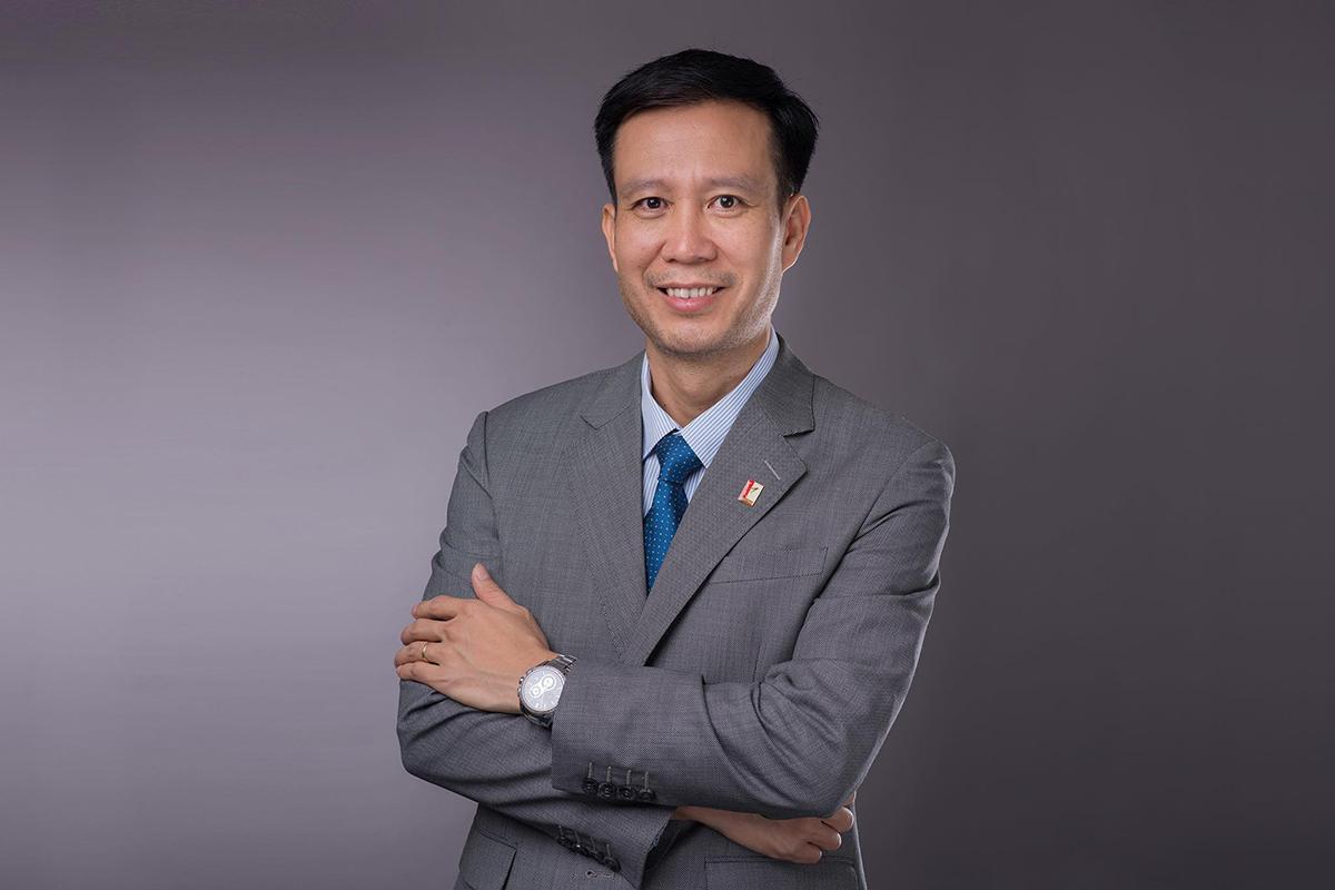 GS Lê Anh Tuấn, tân Chủ tịch Hội đồng trường Đại học Bách khoa Hà Nội. Ảnh: HUST.