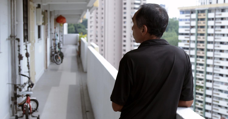 Một trung tâm hỗ trợ người khó khăn ở Singapore. Ảnh: Mothership.