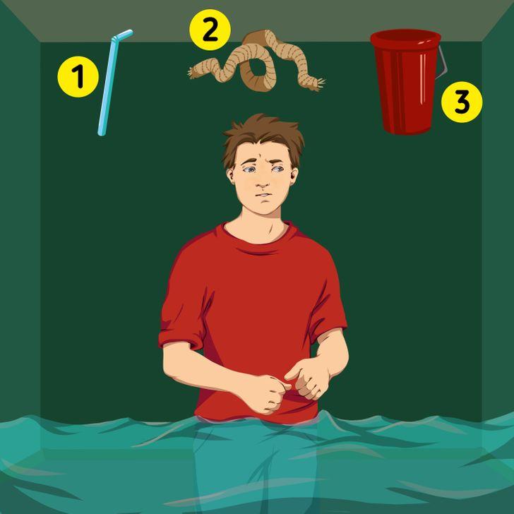 Thử thách khả năng sinh tồn qua bốn tình huống - 4