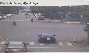 Quảng Nam thí điểm 'phạt nguội' giao thông