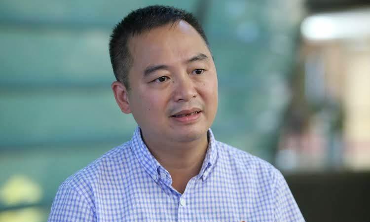 Đại biểu Quốc hội khóa XIV Nguyễn Lân Hiếu tiếp tục ứng cử đại biểu Quốc hội khóa XV. Ảnh: Hoàng Phong