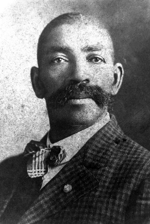 Bass Reeves là cảnh sát tư pháp da đen đầu tiên của vùng phía Tây sông Mississppi. Ảnh: Wikimedia Commons.