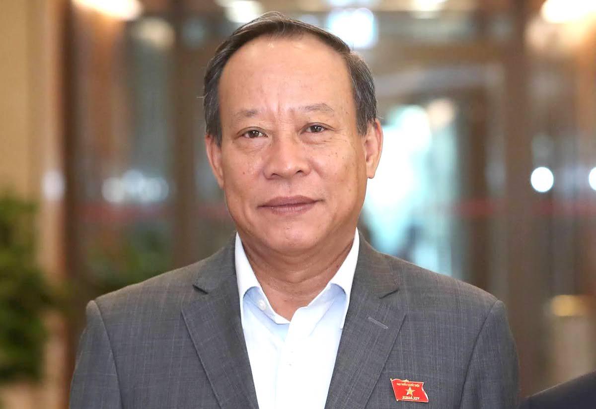 Thượng tướng Lê Quý Vương, Thứ trưởng Bộ Công an. Ảnh: Hoàng Phong