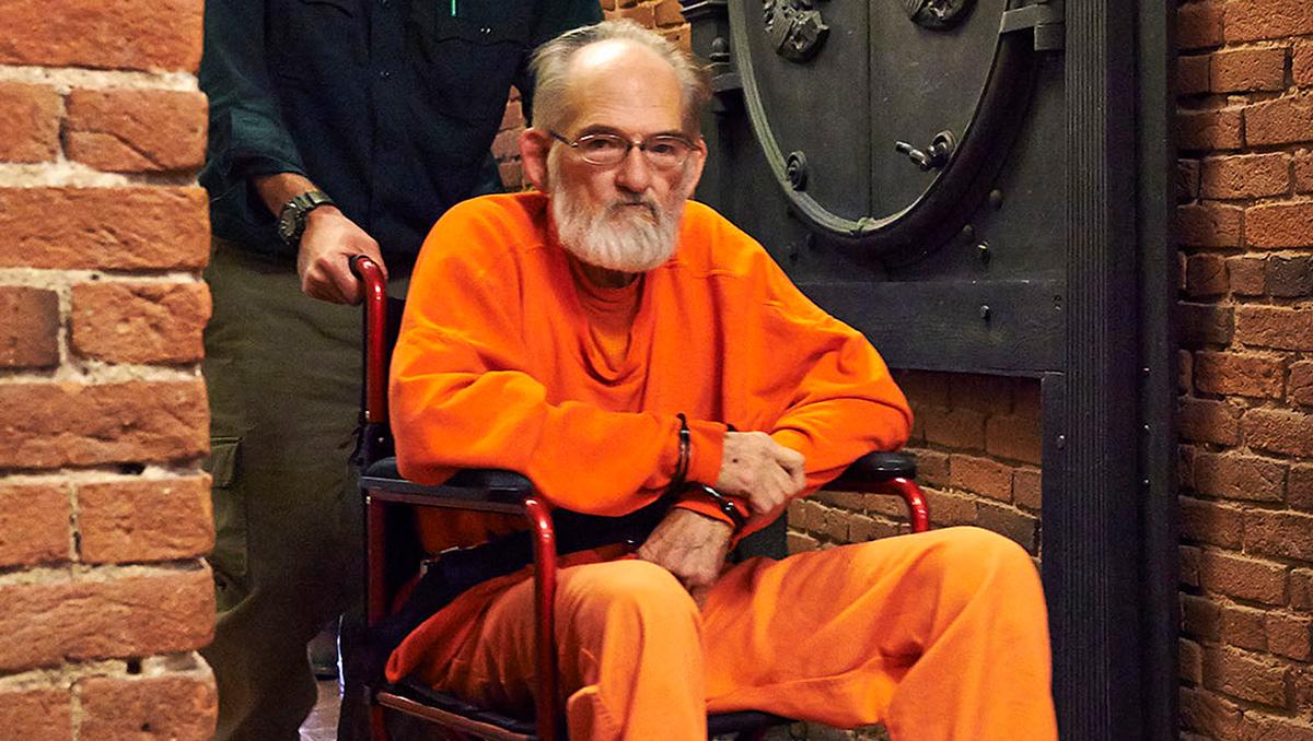 Trey Styler nhận hết tội giết người, dù phải ngồi xe lăn trong cuộc sống thường ngày. Ảnh: Denver Post.