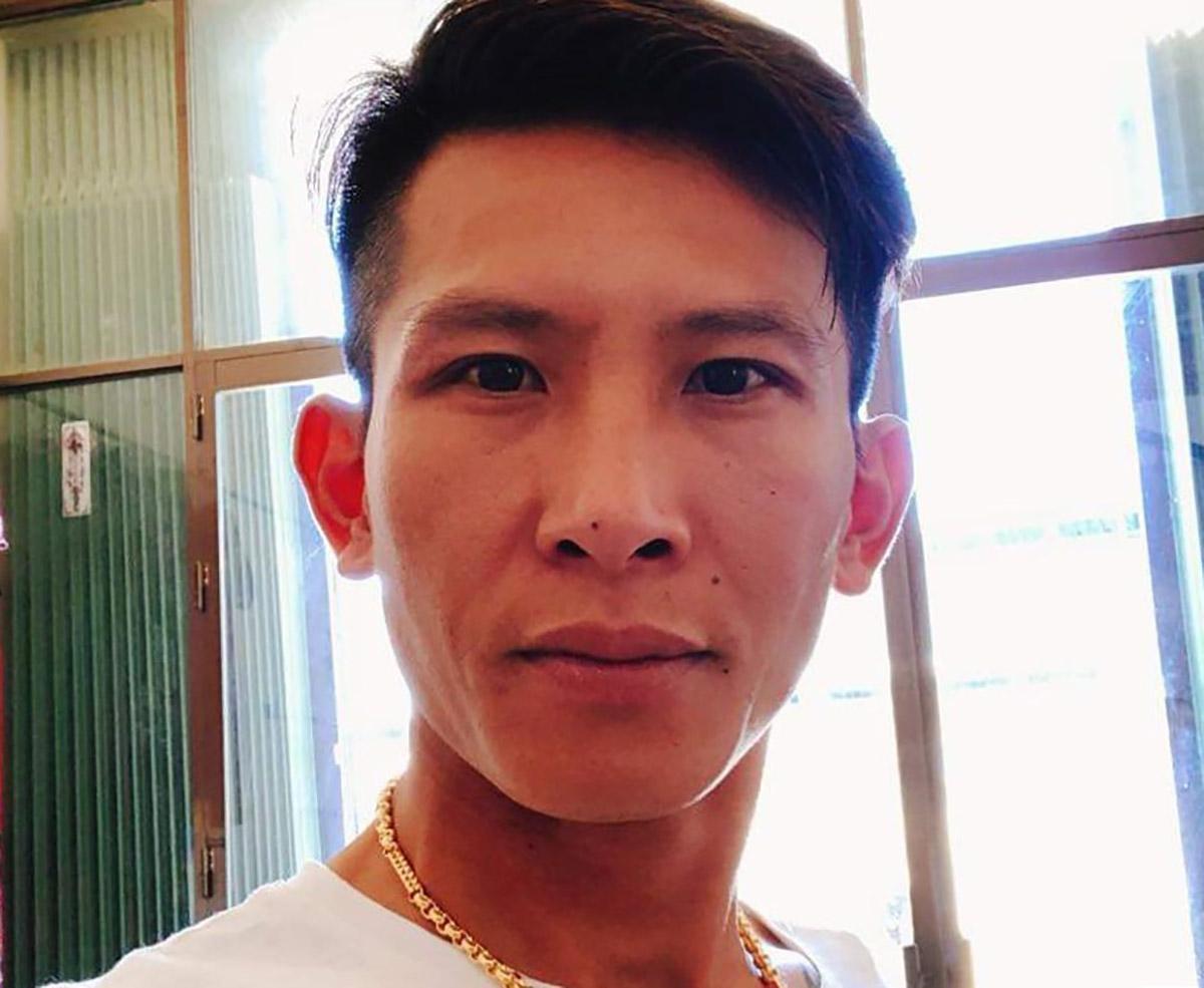 Nghi can Hải. Ảnh: Công an Lâm Đồng