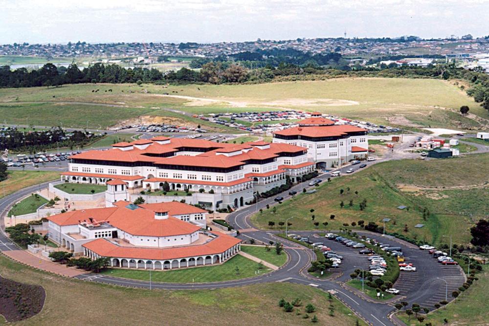 Đại học Massey, New Zealand. Ảnh: Massey University