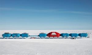 Trạm nghiên cứu có thể di chuyển khi băng nứt