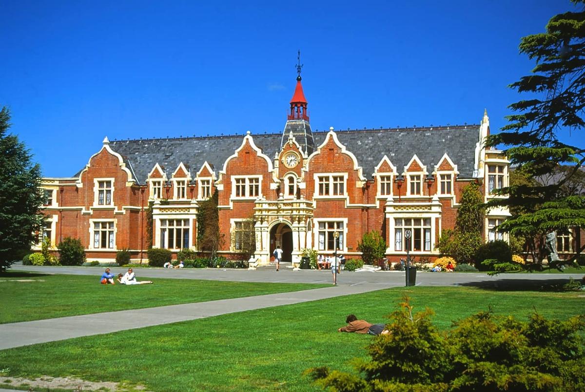 Đại học Lincoln, New Zealand. Ảnh: Shutterstock