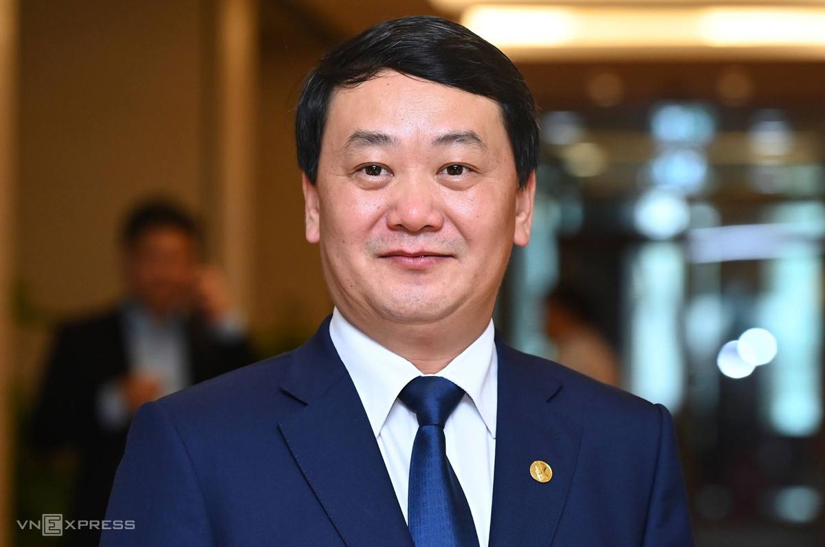 Bộ trưởng, Chủ nhiệm Ủy ban Dân tộc Hầu A Lềnh. Ảnh: Giang Huy