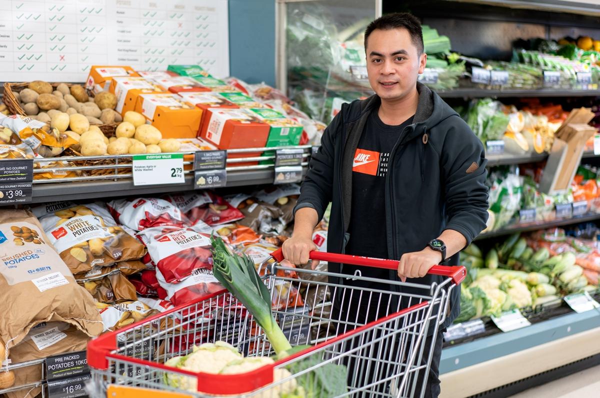 Anh Phúc hiện đang sống và làm việc tại New Zealand. Ảnh: Nhân vật cung cấp